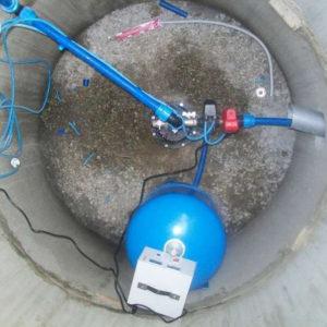 Бурение и устройство колодцев на воду (под ключ) с монтажом оборудования и ввод в дом